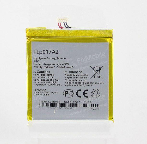 Аккумуляторная батарея для Alcatel Idol 2 mini L (6014X) TLp017A2