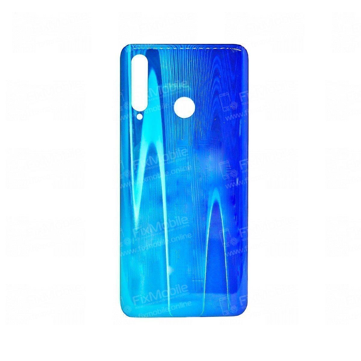 Задняя крышка для Huawei Honor 10 (синяя)