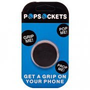 Держатель для телефона Popsockets PS1 (черный)